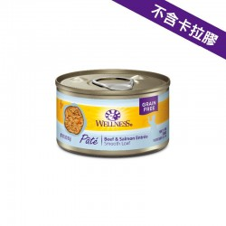 Wellness Complete Health 牛肉+三文魚 3oz