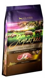 Zignature 超越豚肉配方狗糧 25磅