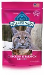 BLUE Wilderness 雞肉+三文魚鬆軟小食 2oz