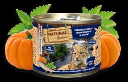 Natural Greatness 頂級貓罐頭 三文魚和火雞 200g