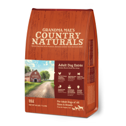 Country Naturals 鯡魚雞肉成犬配方 Adult Dog Formula 4磅