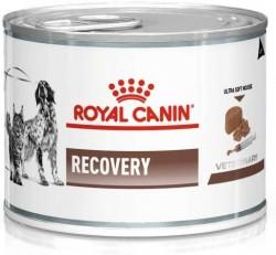 Royal Canin - Recovery ICU 貓/犬隻康復支援營養罐頭 195g x12罐 原箱優惠