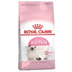Royal Canin 皇家 (Kitten-36) 幼貓乾糧 4-12個月適用4kg