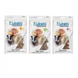 Kakato「卡格」 低溫風乾小食 (牛/ 雞/ 羊) x 2包 (可混味)