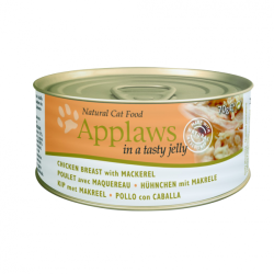 Applaws 啫喱系列 雞胸 & 鯖魚 70g