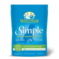 Wellness SIMPLE 防敏羊肉燕麥配方 26lb