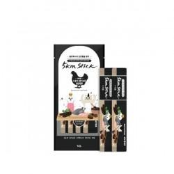 5km Stick 營養蔬果寵物零食肉泥-烏雞 (14g x4小包) <黑色>