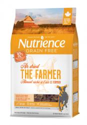 Nutrience 無穀物風乾全犬糧 - 農場風味 雞、火雞及三文魚 (The Farmer) 1kg