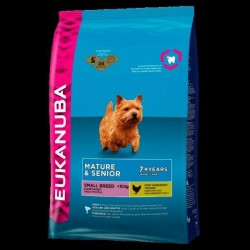 EUKANUBA 優卡高齡犬 (小型犬)3kg