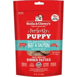 Stella & Chewy's Perfectly Puppy Beef & Salmon 狗BB系列(牛肉及三文魚配方) 14oz
