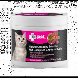 Dr.Pet 小紅莓保護尿道天然肉粒 50粒 x2盒