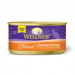 Wellness鮮雞肉條罐頭 3oz (85g)  Sliced Chicken Entree
