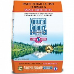 NaturalBalance甜薯魚肉全犬糧 細粒裝12磅
