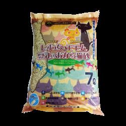 Leotti & Momon日本豆乳貓砂 (雙通) 7L x2包優惠
