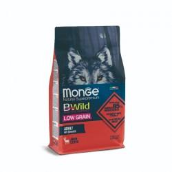 Monge 低穀物 野生鹿肉配方 成犬乾糧 2.5Kg