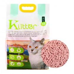 KLitter 貓砂 (水蜜桃) 2.0 mm 18Lx 6包優惠 (共兩箱)