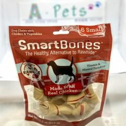 Smart Bones  雞肉味 小型潔齒骨 4
