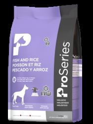 ProSeries 全天然魚肉+糙米 全犬配方 狗乾糧 6磅 (紫色)