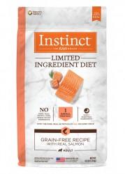 Nature's Variety Instinct  單一蛋白質 無穀物 三文魚配方 4磅