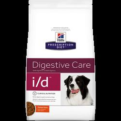 [凡購買處方用品, 訂單滿$500或以上可享免費送貨]  Hills Prescription Diet i/d Digestive Care (原粒) 腸胃處方狗糧 8.5磅