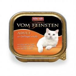 Animonda Vom Feinsten 成貓配方 雞肉+牛仔肉100g