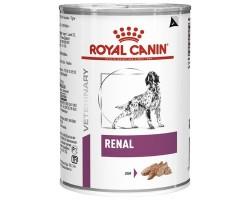 [凡購買處方用品, 訂單滿$500或以上可享免費送貨]  Royal Canin - Renal (RF14) 腎病處方 狗罐頭 410g x12罐