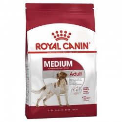 Royal Canin Medium Adult 中型成犬糧 4kg
