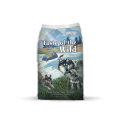 Taste of the Wild無穀物煙燻三文魚幼粒配方 Pacific Stream Formula 14磅