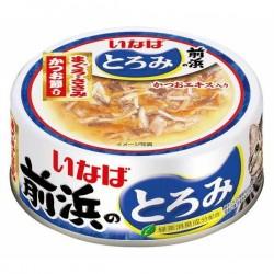 前浜之魚 濃湯汁+吞拿魚+雞肉+木魚(163)  115g