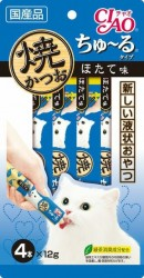 Ciao 4R-105  鰹魚 + 干貝肉醬 14g (14gx4)
