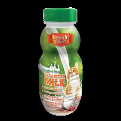 Cindy's Recipe 無乳糖營養牛奶 (貓用) 250ml 到期日:17/9/2021