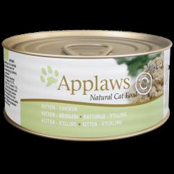 Applaws 天然幼貓罐頭 雞胸配方 70g