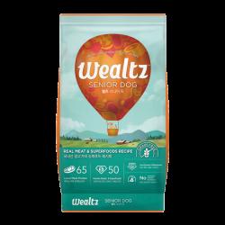 Wealtz 中/高齡犬配方 - 鮮雞肉、超級食物食譜 (橙色) 1.2Kg