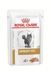 Royal Canin-Urinary S/O (in Loaf) 貓隻泌尿道處方濕包 - 85克 x12包
