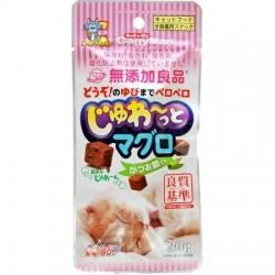 Cattyman 吞拿魚+鰹魚角切貓小食 30g