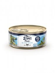 ZiwiPeak巔峰 92%鮮肉貓罐頭 - 長尾鱈魚配方 85g
