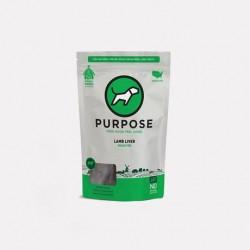 Purpose 凍乾小羊肝犬小食 (貓狗小食)  3oz 到期日:04/Sept/2021