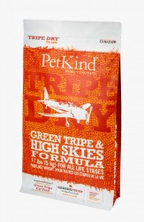 Petkind High Skies 無穀物貓糧- 牛草胃、火雞及雞肉配方 11lb