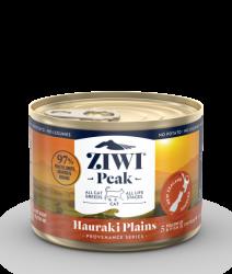 ZiwiPeak 巔峰 思源系列貓罐頭 - Hauraki Plains 豪拉基平原配方 170g