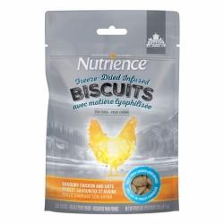 Nutrience (凍乾外層鮮雞肝) 雞肉、燕麥 成犬曲奇 135g