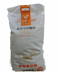 Love Cat 栗米豆腐貓砂 18L (原味)