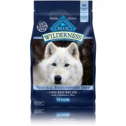 BLUE Wilderness  <高齡犬> 雞肉配方 4.5lb