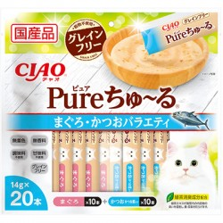 Ciao SC-326  吞拿肉雜錦 (內含20小包)