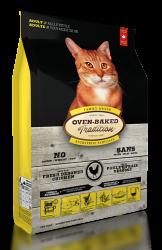 Oven Baked奧雲寶 雞肉 成貓糧10磅 - 有穀物