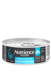 Nutrience Sub Zero 無穀物三文魚、鯡魚 + 凍乾脫水 三文魚 全貓罐 5.5oz