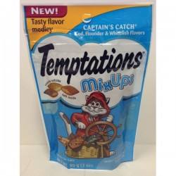 Temptations Cod,Flounder & Whitefish 防牙石三重奏(銀鱈魚,龍利,白 魚)零食 85g