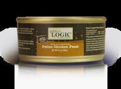Nature's Logic 自然邏輯 雞肉全貓主食罐 156g 到期日: 9/Feb/21