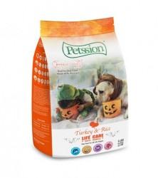 Petssion LIFE CARE 火雞糙米配方 狗乾糧 40磅