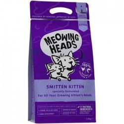 Meowing Heads - Smitten Kitten 全天然(幼貓)成長配方 1.5kg 到期日: 19/04/21