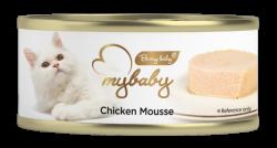 Be my baby  雞肉慕絲  貓罐頭 85g